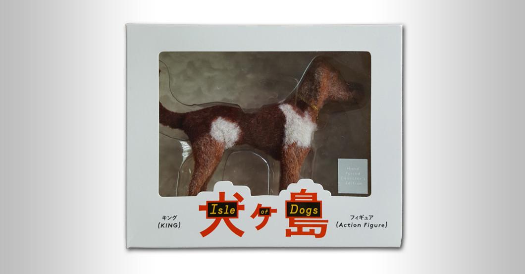 Fanpaket Isle of Dogs