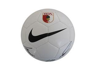 FC Augsburg Ball