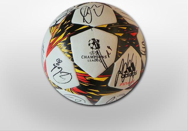 FC Bayern CL-Ball
