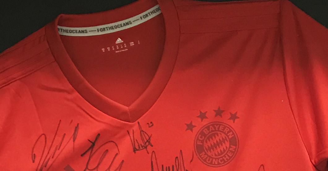 FC Bayern Sammlerstücke