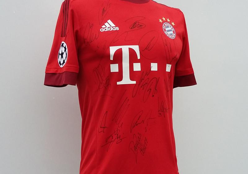 FC Bayern Trikot Costa
