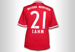FC Bayern Trikot Lahm