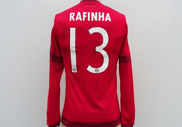 FC Bayern Trikot Rafinha