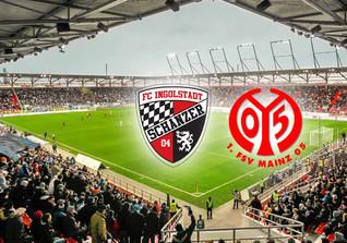 FC Ingolstadt vs Mainz 05