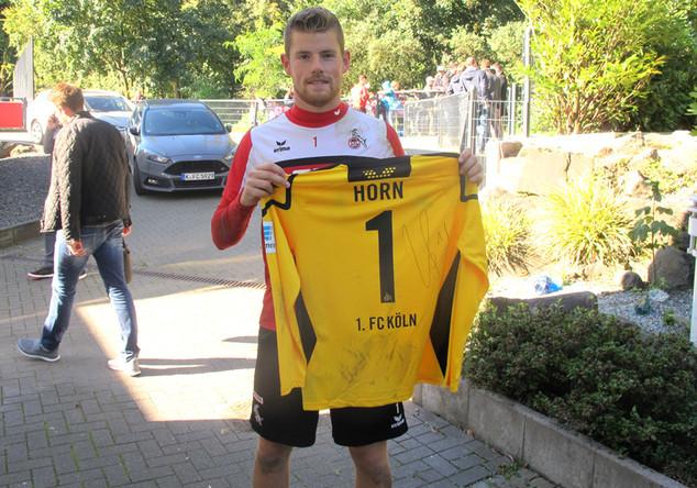 FC Köln Timo Horn Trikot