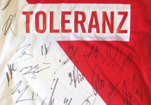 FC Köln Toleranz-Trikot