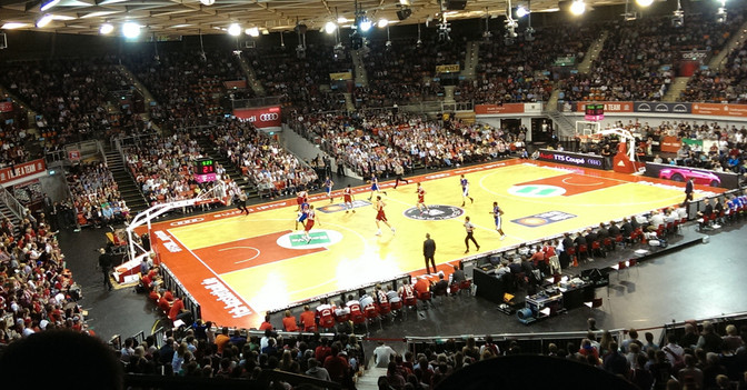 FCB Basketball VIP