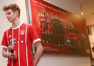 FCB Mannschaftsfoto