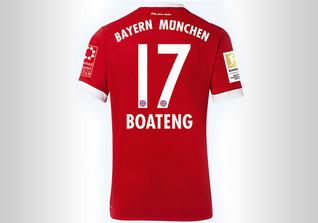 FCB Trikot Boateng