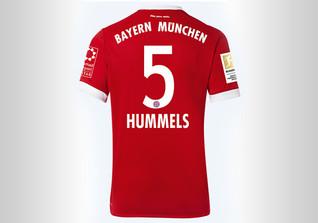 FCB Trikot Hummels
