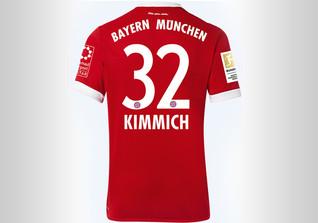 FCB Trikot Kimmich