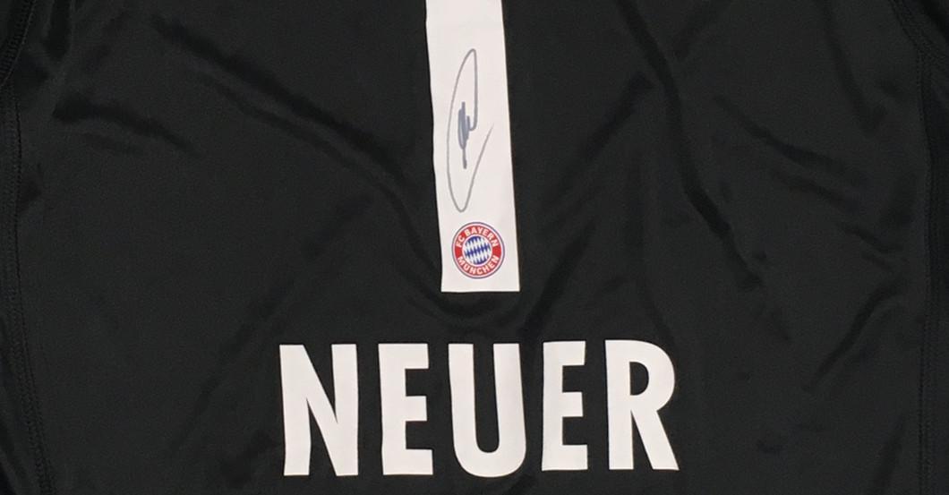 FCB Trikot Manuel Neuer