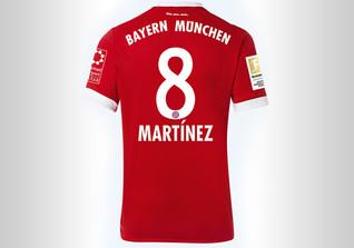 FCB Trikot Martínez