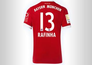 FCB Trikot Rafinha