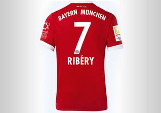 FCB Trikot Ribéry