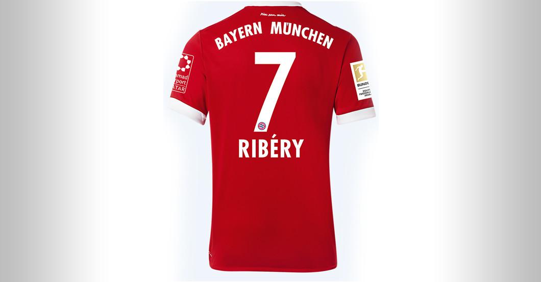 Ribery Trikot
