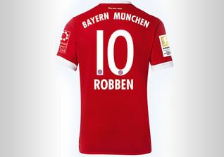 FCB Trikot Robben