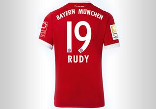 FCB Trikot Rudy