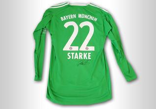 FCB Trikot Starke