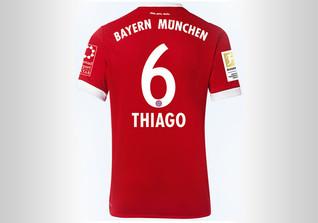 FCB Trikot Thiago