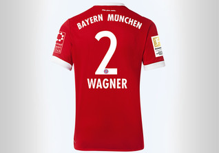 FCB Jersey Wagner