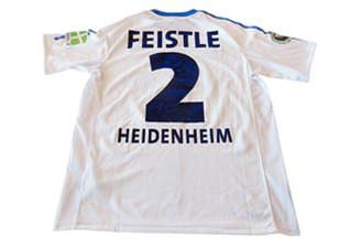 Feistle Heidenheim Trikot