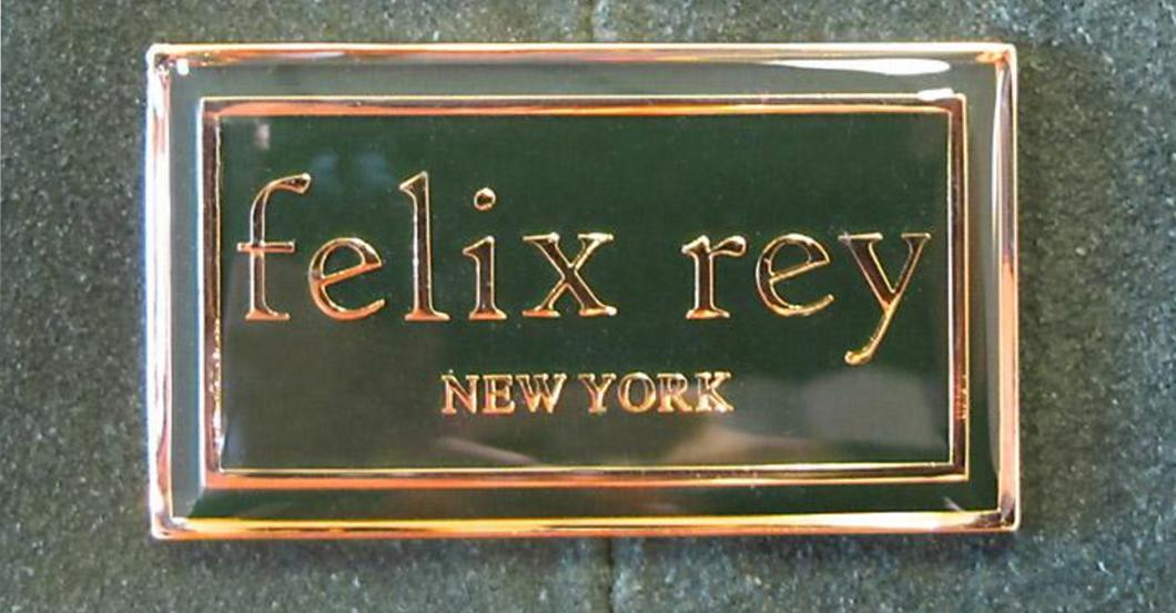 Clutch vom New Yorker Accessoire-Label Felix Rey