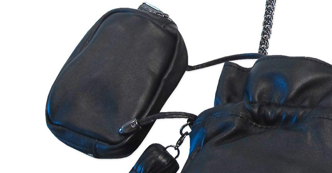 Tasche wird in einem Original-Felix Rey-Staubbeutel geliefert
