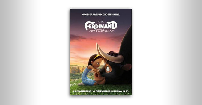 Ferdinand Filmplakat