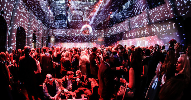 Festival Night Berlinale