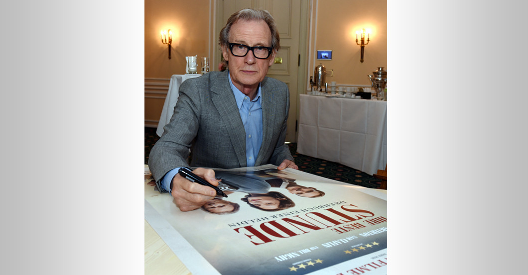 Filmplakat Bill Nighy