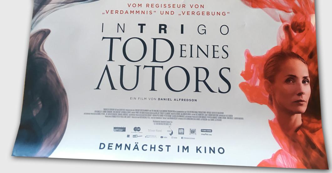 Filmplakat Intrigo