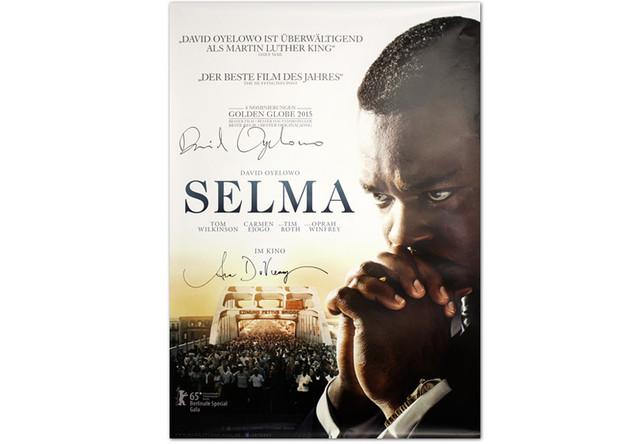 "Filmplakat ""SELMA"""