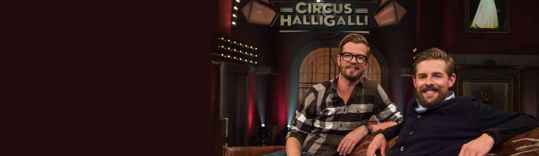 Finale Circus HalliGalli