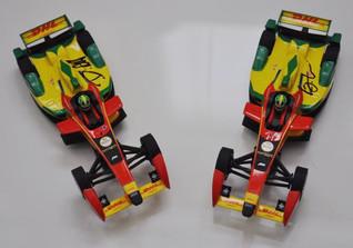Formel E Carrera-Modelle