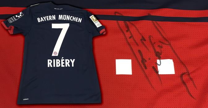 Franck Ribéry Trikot