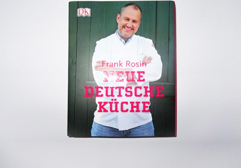Neue Deutsche Küche   Von Frank Rosin Signiertes Kochbuch