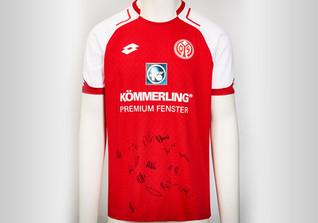 FSV Mainz Trikot signiert