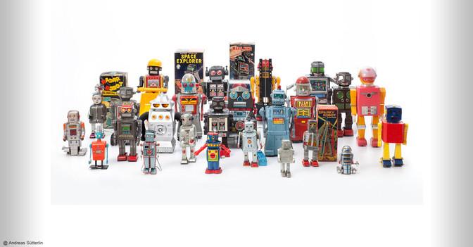 Führung Hello Robot