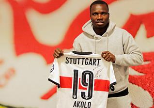 Fußballset Akolo