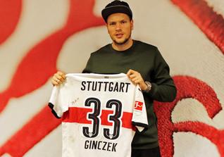 Fußballset Ginczek