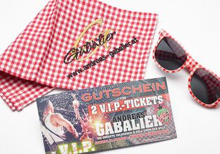 Gabalier Tickets 2