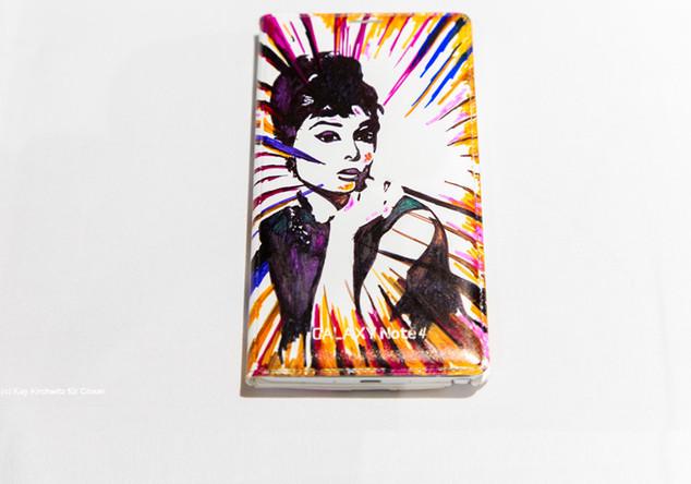 Galaxy Note 4-Kunstwerk 1