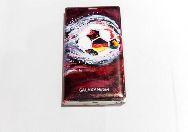 Galaxy Note 4-Kunstwerk 2