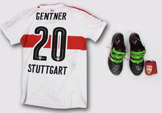 Gentners Fußball Dress