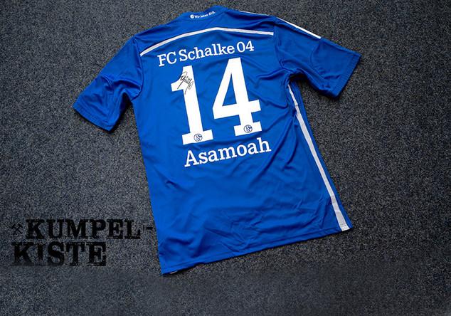 Gerald Asamoah Trikot