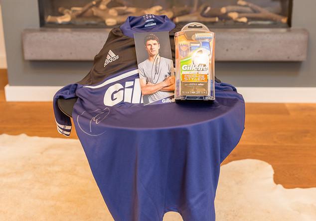 Gillette-Fanpaket S