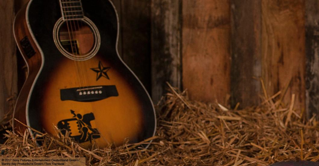 Gitarre aus Wendy