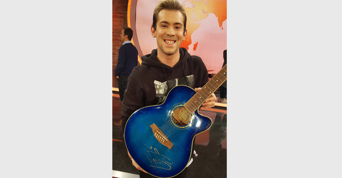 Gitarre Daniele Negroni