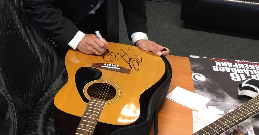 Gitarre Unheilig